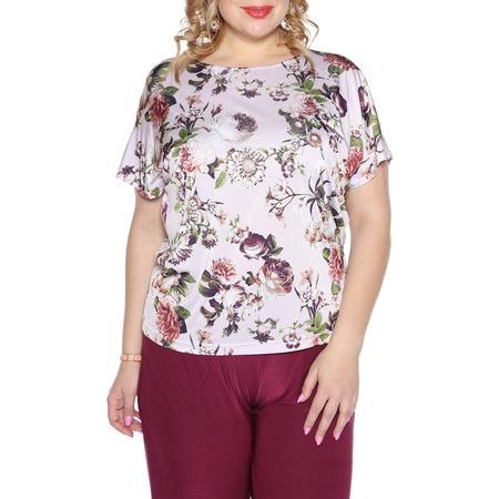 Купить Блуза Prima Linea «Афина». Цвет: розовый