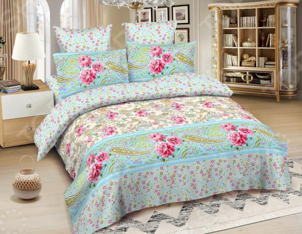 Комплект постельного белья Amore Mio BZ Gouda комплекты белья linse комплект белья