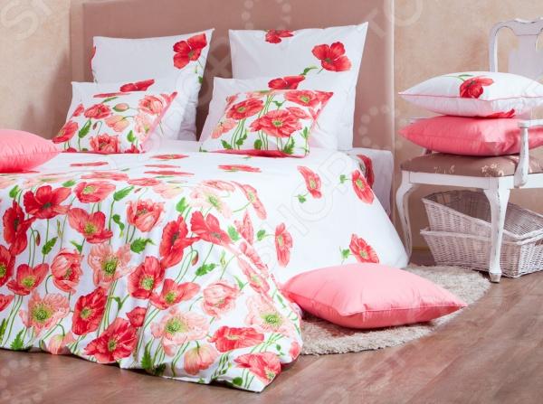 Комплект постельного белья MIRAROSSI Carolina white комплект постельного белья mirarossi veronica pink