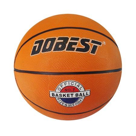 Купить Мяч баскетбольный DoBest RB7-0886