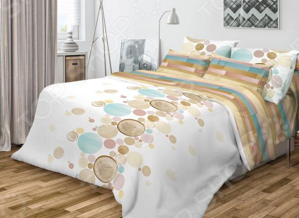 Комплект постельного белья Волшебная ночь Wood постельное белье волшебная ночь комплект постельного белья виктория
