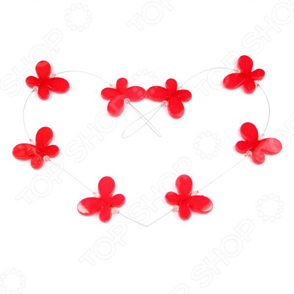 Подхват для штор Алтекс «Бабочка» 535567 кисти подхваты крючки держатели xiangsheng process
