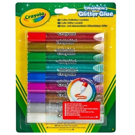 Клей с блестками Crayola 69-3527