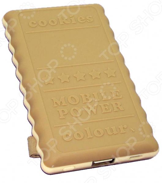 Аккумулятор внешний Cookies 017459