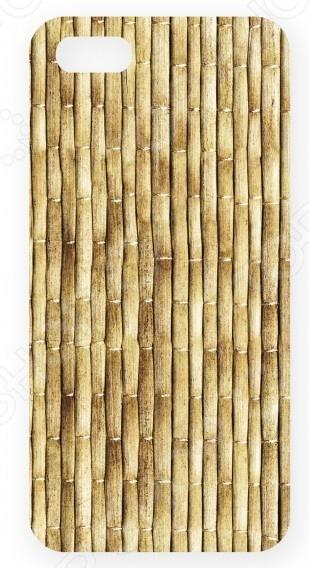 Чехол для IPhone 5 Mitya Veselkov «Бамбук» чехол для iphone 4 бамбук