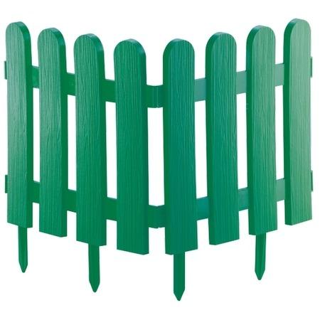 Забор декоративный PALISAD «Кантри» 65003
