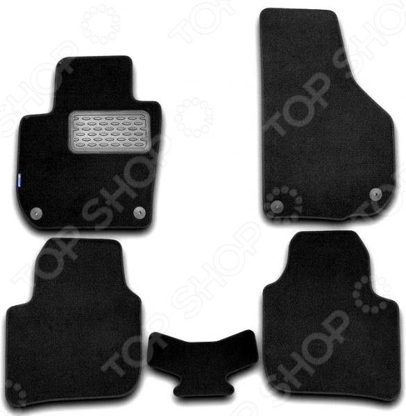 Chevrolet Malibu 2012. Цвет: черный Комплект ковриков в салон автомобиля Novline-Autofamily Chevrolet Malibu 2012 седан. Цвет: черный