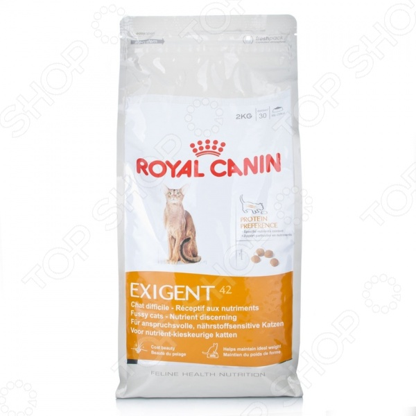 ���� ����� ��� ������������� ����� Royal Canin Exigent 42 Protein Preference