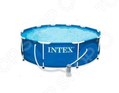 Бассейн каркасный Intex 56999/28202
