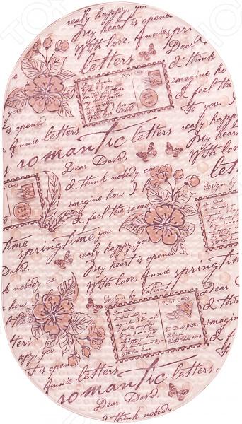 Коврик в ванну Valiant Romantic Letters valiant набор вешалок дер 3шт прямых с переклад romantic