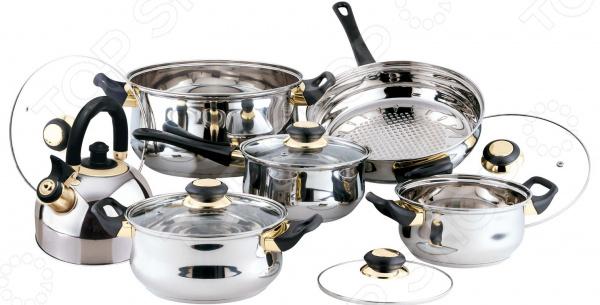 Набор посуды для готовки Bekker Classic BK-205
