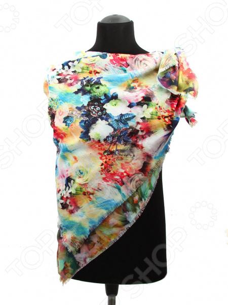 Платок Bona Ventura PL.XL-K.DV.14 недорогой платок на шею для женщин