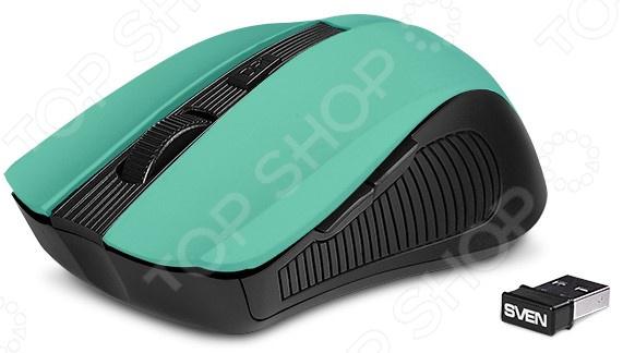 лучшая цена Мышь Sven RX-345
