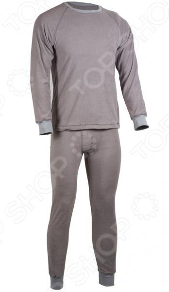 Комплект термобелья Huntsman H-100. Цвет: серый Комплект термобелья Huntsman H-100. Цвет: серый /