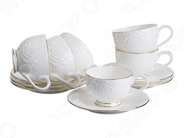 Кофейный набор Lefard Blanco 264-457 набор доукомплектации 519377 blanco