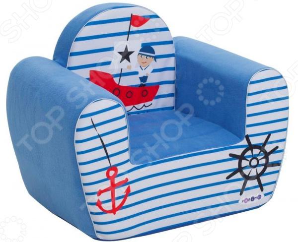Кресло детское игровое PAREMO «Мореплаватель» мягкие кресла paremo детское кресло экшен мореплаватель