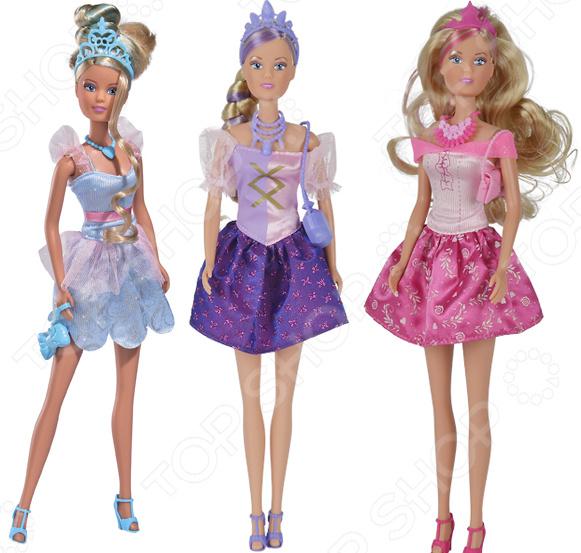 Кукла Simba «Штеффи - стильная принцесса». В ассортименте simba кукла штеффи стильная принцесса