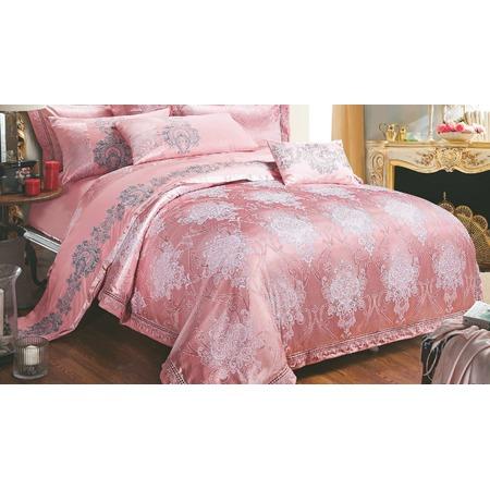 Купить Комплект постельного белья «Великолепная султанша» Серия Люкс. Цвет. Роза