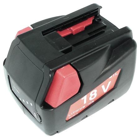 Купить Батарея аккумуляторная для электроинструмента Milwaukee 058346
