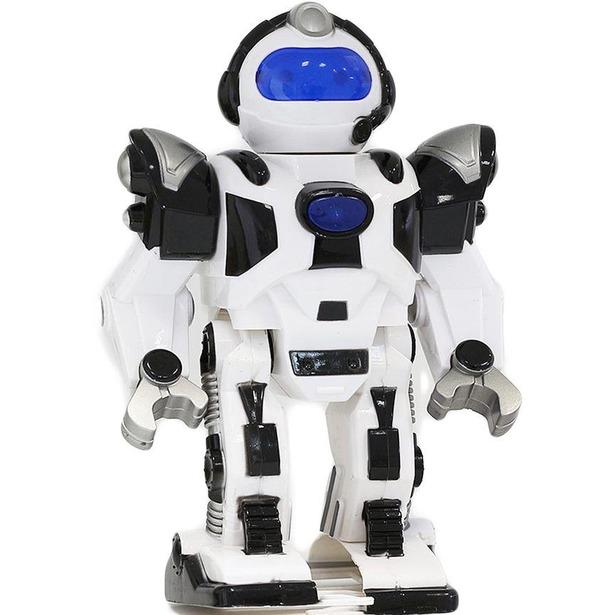 фото Робот игрушечный Taiko «Кибербот» со светозвуковыми эффектами. В ассортименте