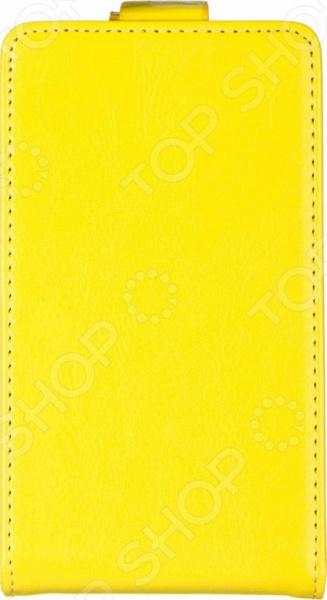 Чехол-флип skinBOX Microsoft Lumia 435/Lumia 532 чехол защитный skinbox microsoft lumia 430
