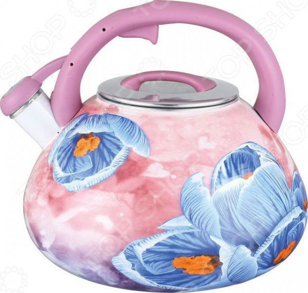 Чайник эмалированный Чудесница ЭЧ-3505 электрический чайник чудесница эч 2010