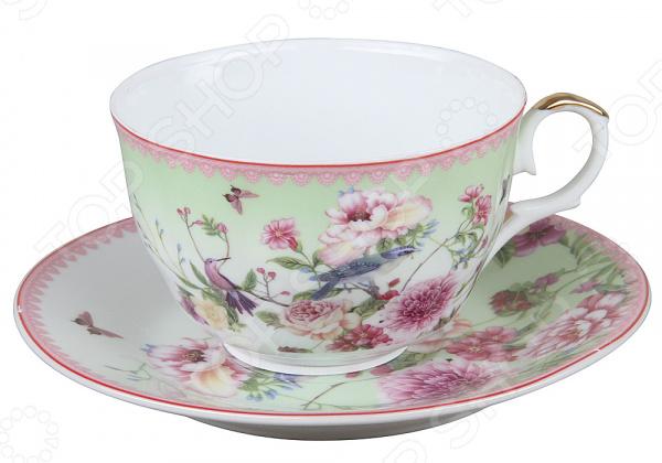 Чайная пара Rosenberg R-255015 чайная пара rosenberg r 255008