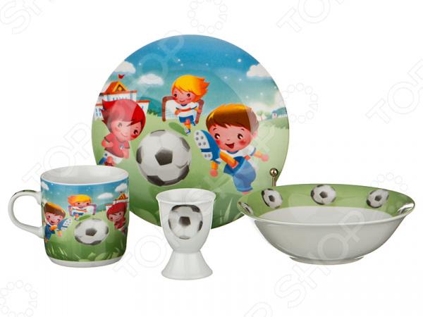 Набор посуды для детей Lefard 87-035