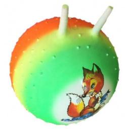 Мяч-попрыгун Наша Игрушка «Радужный» 635180. В ассортименте