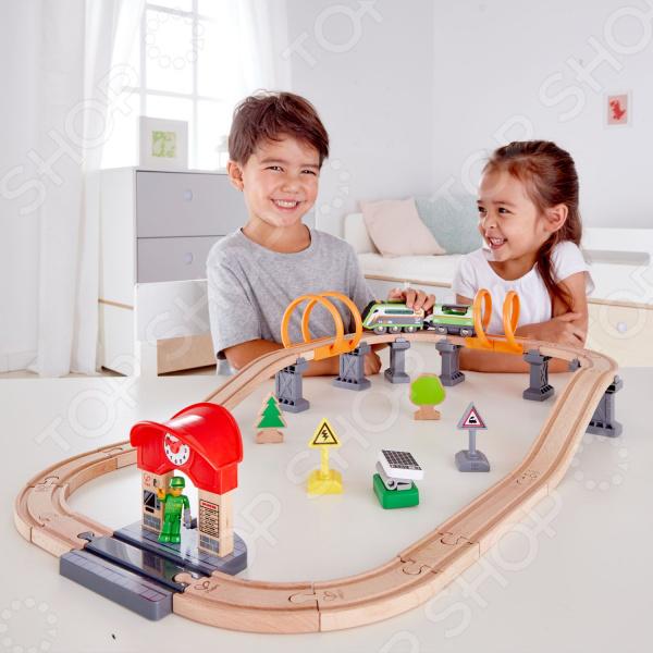 Железная дорога Hape E-3762
