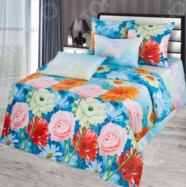 Комплект постельного белья La Noche Del Amor А-713. 2-спальной