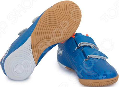 Бутсы детские AS4 Velcro 201A10 Furia