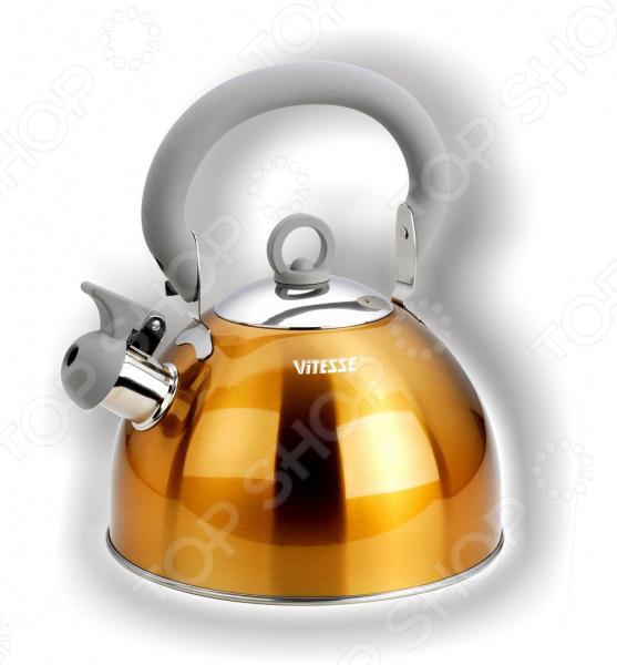 Чайник со свистком Vitesse Hanya vitesse vs 1114 hanya
