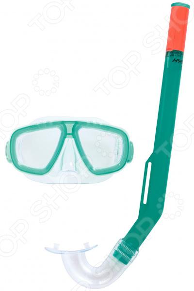 Набор для ныряния: маска и трубка Bestway «Развлечение». В ассортименте цена