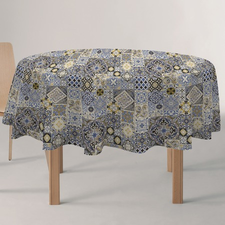 Купить Скатерть круглая Protec Textil «Мозаика»