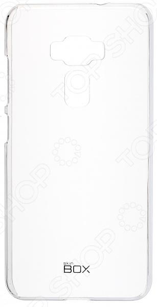 Чехол защитный skinBOX 4People Crystal для ASUS ZenFone 3 ZE552KL