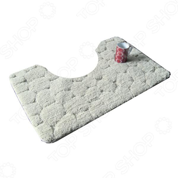 Коврик туалетный Dasch «Милена» коврик круглый для ванной dasch орнелла