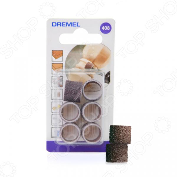 Трубка наждачная шлифовальная Dremel 408 Dremel - артикул: 370227