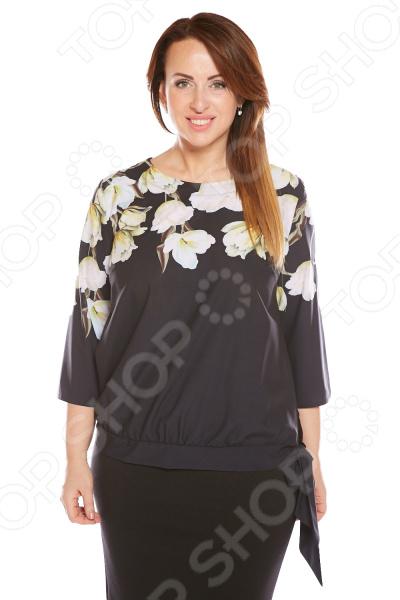 Блуза Wisell «Царственная лилия»