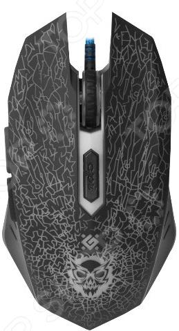 Мышь Defender Mouse Shock GM-110L USB