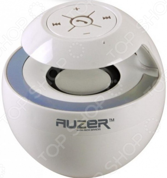 Колонка портативная Auzer AS-M2 колонка auzer as m8 white
