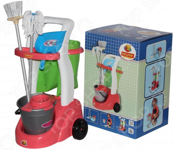 Игровой набор для ребенка Полесье «Помощница»