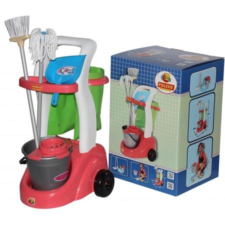 Купить Игровой набор для ребенка POLESIE «Помощница»