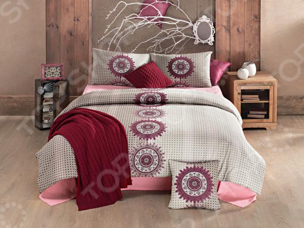 Комплект постельного белья Issimo Home Voyage