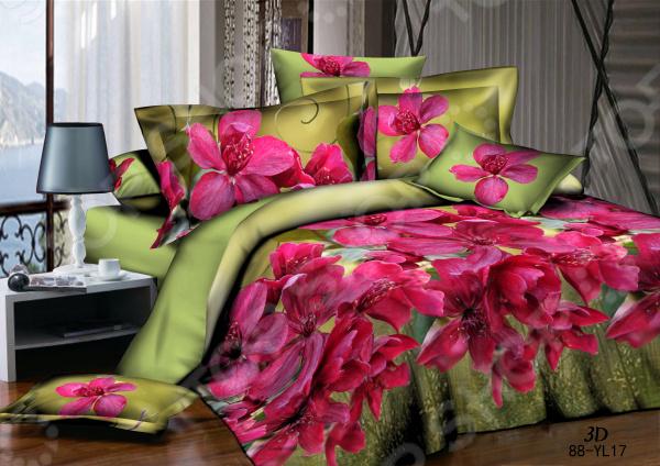Комплект постельного белья La Vanille 736. 1,5-спальный