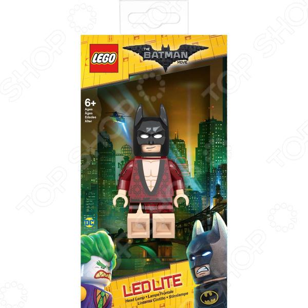 Фонарь-игрушка налобный LEGO Kimono Batman