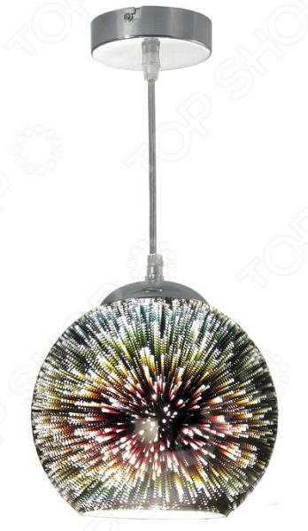 Светильник потолочный Lussole «Волшебная галактика». Цвет: серебристый Lussole - артикул: 1732254