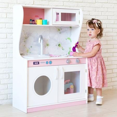 Купить Кухня игрушечная PAREMO «Фиори Бьянка Мини»