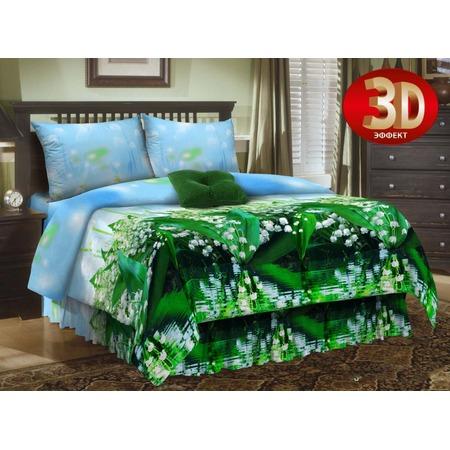 Купить Комплект постельного белья Диана 4437. 2-спальный