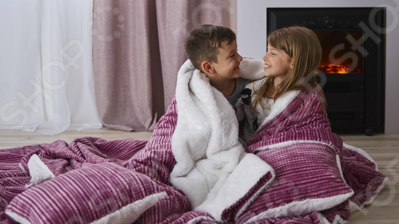 Комплект Dormeo «Нежность»: плед и подушка 4